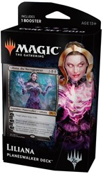 Magic The Gathering - Core 2019 Planeswalker Deck Liliana