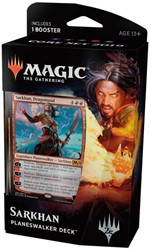 Magic The Gathering - Core 2019 Planeswalker Deck Sarkhan