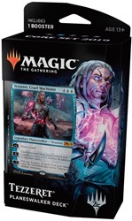 Magic The Gathering - Core 2019 Planeswalker Deck Tezzeret