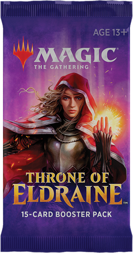 Magic The Gathering - Throne of Eldraine Boosterpack