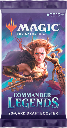 Magic The Gathering - Commander Legends Boosterpack