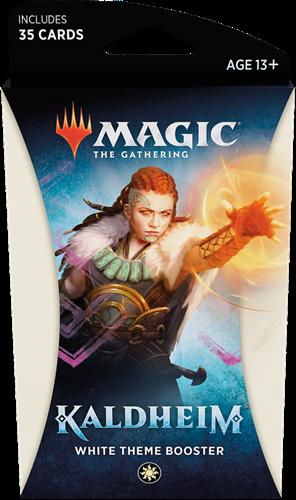 Magic the Gathering -  Kaldheim Theme Boosterpack