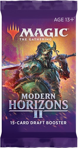 Magic The Gathering - Modern Horizons 2 Boosterpack