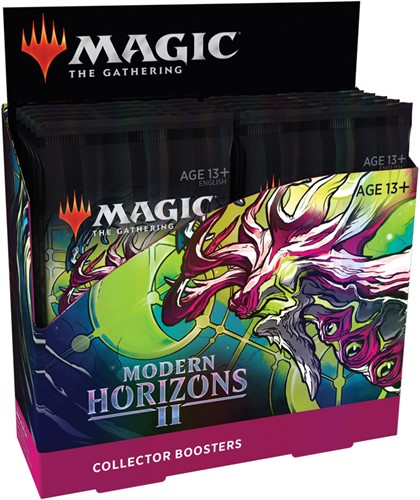 Magic The Gathering - Modern Horizons 2 Collector Boosterbox