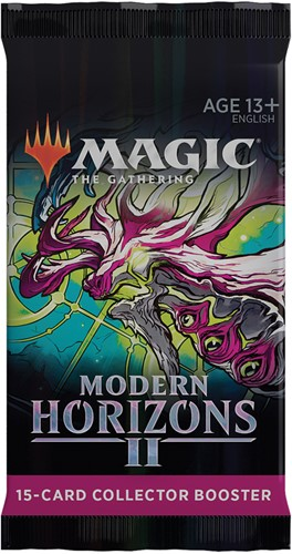 Magic The Gathering - Modern Horizons 2 Collector Boosterpack
