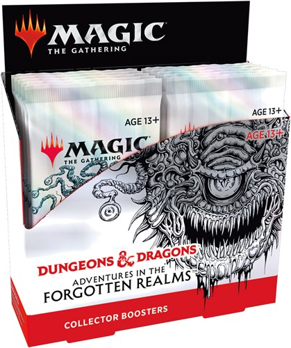 Magic The Gathering - Adventures in the Forgotten Realms Collector Boosterbox
