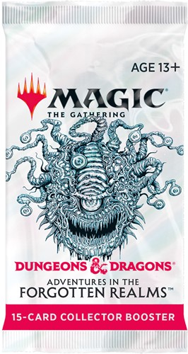 Magic The Gathering - Adventures in the Forgotten Realms Collector Boosterpack