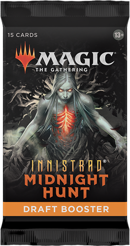 Magic The Gathering - Innistrad Midnight Hunt Boosterpack