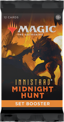 Magic The Gathering - Innistrad Midnight Hunt Set Boosterpack