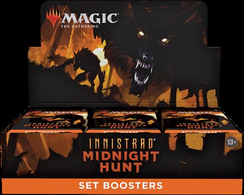 Magic The Gathering - Innistrad Midnight Hunt Set Boosterbox