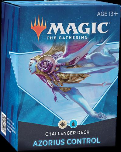 Magic The Gathering - Challenger Deck 2021 Azorius Control
