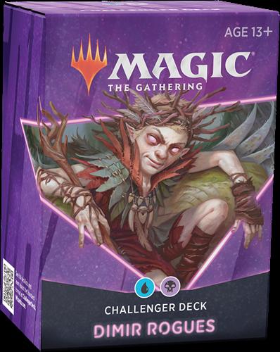 Magic The Gathering - Challenger Deck 2021 Dimir Rogeus
