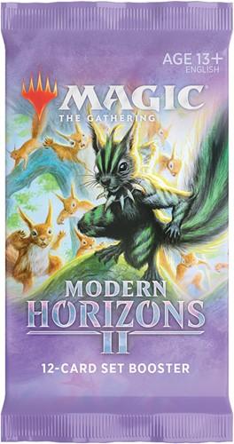 Magic The Gathering - Modern Modern Horizons 2 Set Boosterpack