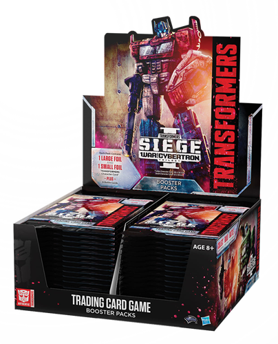 Transformers - War for Cybertron Siege Boosterbox