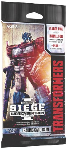 Transformers War for Cybertron Siege I Booster