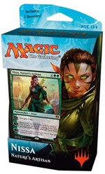Magic the Gathering Kaladesh Planeswalker Deck Nissa