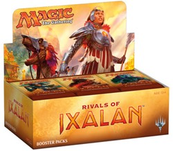 MTG - Rivals of Ixalan Boosterbox