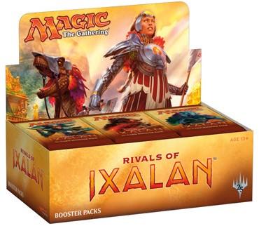 MTG - Rivals of Ixalan Boosterbox