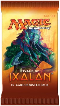 MTG - Rivals of Ixalan Boosterpack-3