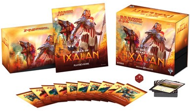MTG - Rivals of Ixalan Bundle-2