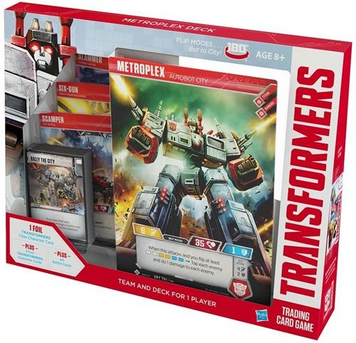 Transformers - Metroplex Deck