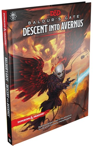 Dungeon & Dragons - Baldur's Gate Descent into Avernus