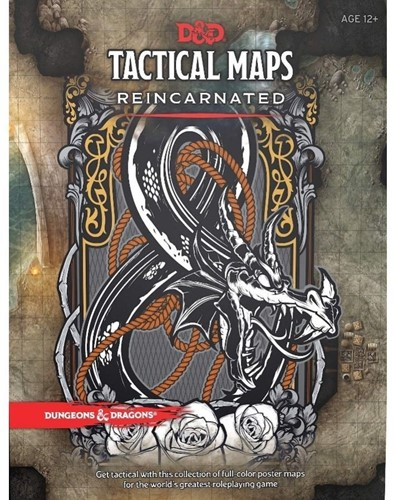 D&D Tactical Map Pack Reincarnated
