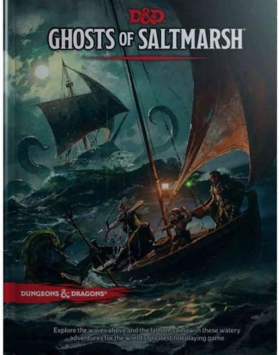 D&D Ghosts Of Saltmarsch