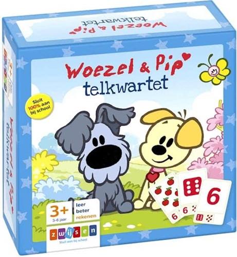 Woezel & Pip Telkwartet