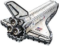 Wrebbit 3D Puzzel - Space Shuttle Orbiter (435 stukjes)-3