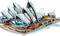Wrebbit 3D Puzzel - Sydney Opera House (925 stukjes)-2