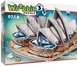Wrebbit 3D Puzzel - Sydney Opera House (925 stukjes)