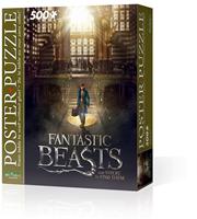 Wrebbit Poster Puzzel - Fantastic Beasts MACUSA (500 stukjes)-1