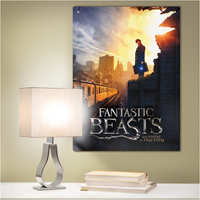 Wrebbit Poster Puzzel - Fantastic Beasts New York (500 stukjes)-3
