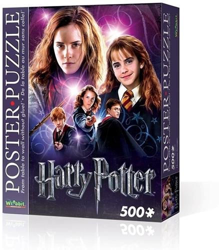 Wrebbit Poster Puzzel - H. Potter Hermione Granger (500 stukjes)-1