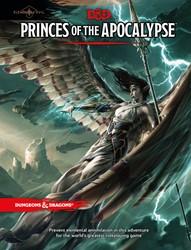 D&D 5.0 - Elemental Evil - Princes of the Apocalypse