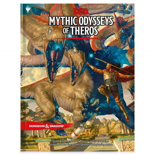 D&D - Mythic Odysseys of Theros
