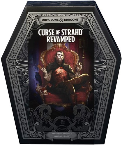 D&D 5.0 - Curse of Strahd Revamped