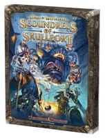 D&D Lords of Waterdeep - Scoundrels of Skullport-1