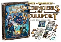 D&D Lords of Waterdeep - Scoundrels of Skullport-2