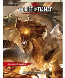 D&D 5.0 - Tyranny of Dragons: The Rise of Tiamat TRPG