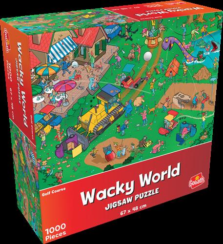 Wacky World - Golf Course (1000 stukjes)