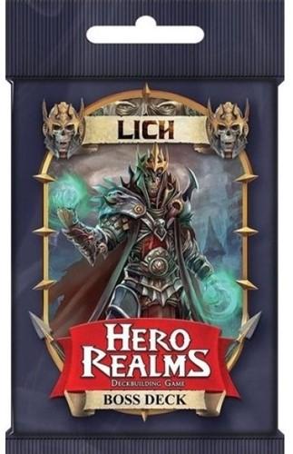 Hero Realms Lich Boss Deck