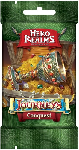 Hero Realms - Journeys Conquest Pack