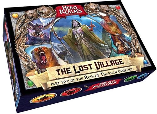 Hero Realms - The Lost Village