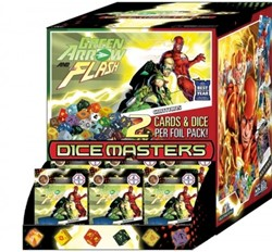 DC Comics Dice Masters - Green Arrow and The Flash