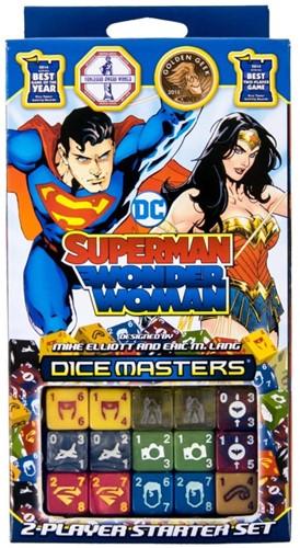 Dice Masters - Superman and Wonderwoman Starter
