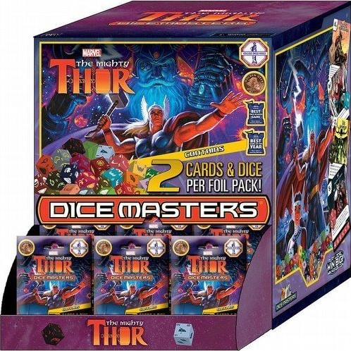 Marvel Dice Masters - The Mighty Thor Boosterpack