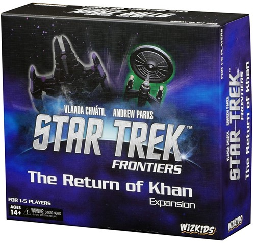 Star Trek Frontiers - The Return of Khan Expansion