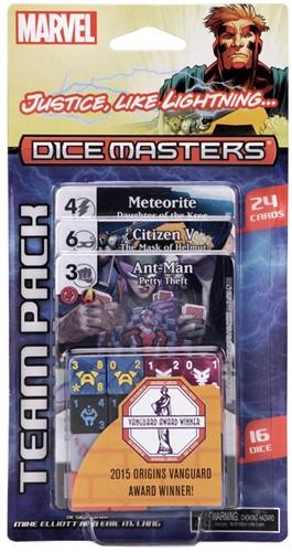 Marvel Dice Master Justice Like Lightning Team Pack